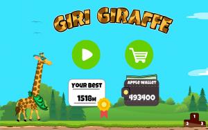 Giri Giraffe home