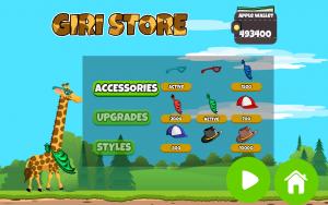 GIri Giraffe Accessories
